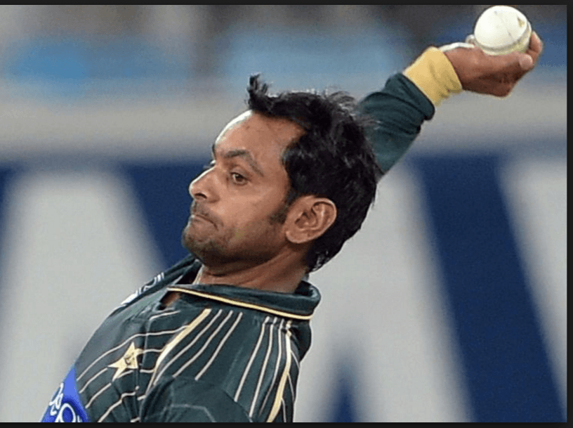 Photo of Muhammad Hafeez Bowling Action Clear | Hafeez Allowed to Resume Bowling
