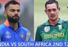 Photo of India vs South Africa 2nd T20I Cricket Match Ball by Ball Score Report Prediction & Match Win Insurance JACKPOT