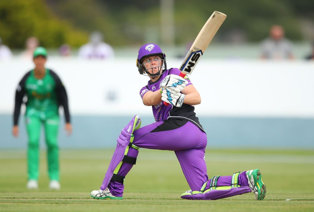 Melbourne Stars Women vs Hobart Hurricanes Women