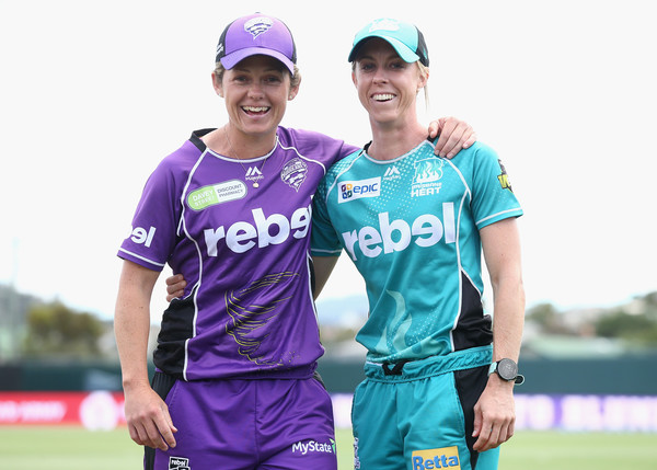 Brisbane Heat Women Vs Hobart Hurricanes Women