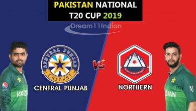 Photo of Pakistan National T20 Cup 2019: Northern Punjab vs Central Punjab, Cricket Match Prediction Report Who Will Win?