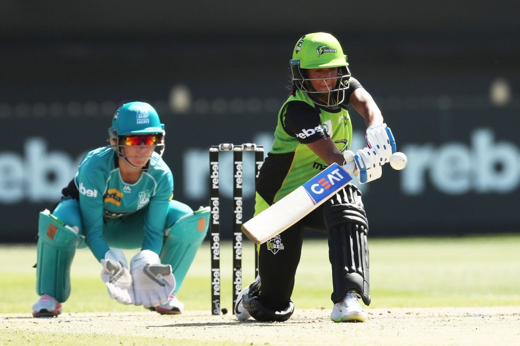 Sydney Thunder Women vs Brisbane Heat Women
