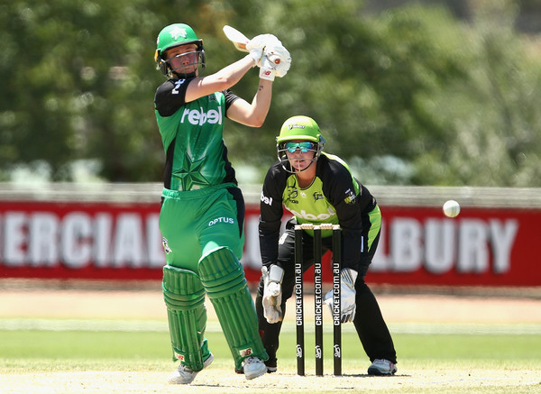 Sydney Thunder Women Vs Melbourne Stars Women