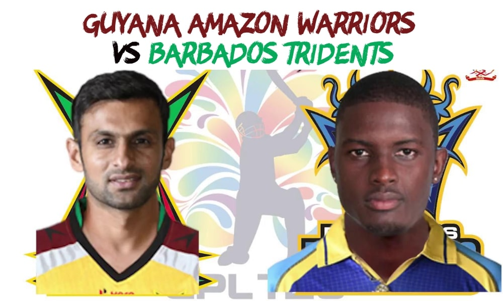 Photo of CPL 2019: Guyana Amazon Warriors vs Barbados Tridents, Qualifier 1 Match Prediction Report Who Will Win?