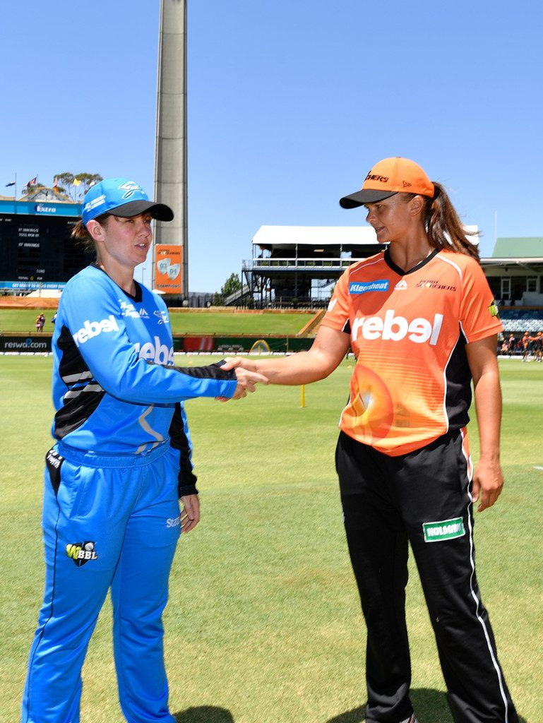 Perth Scorchers Women vs Adelaide Strikers Women