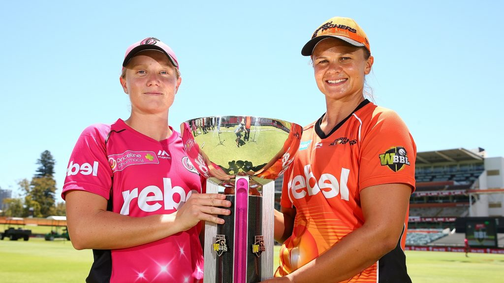 Today All Cricket Match Predictions with Ball By Ball Score Report - WBBL, Mzansi, T10 League Final - November 24, 2019