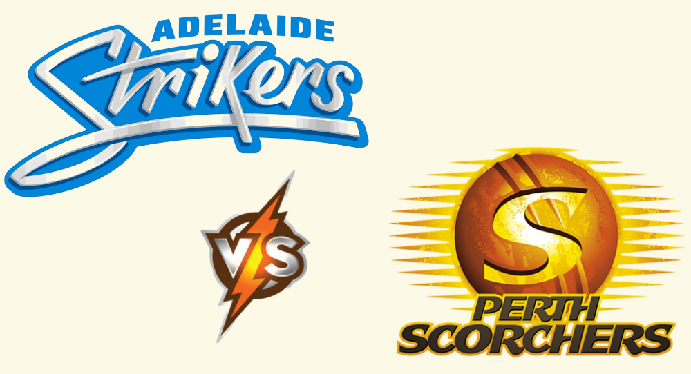 Today BBL 2019: Adelaide Strikers vs Perth Scorchers Match Prediction Report by MuxSports.com (December 23, 2019)